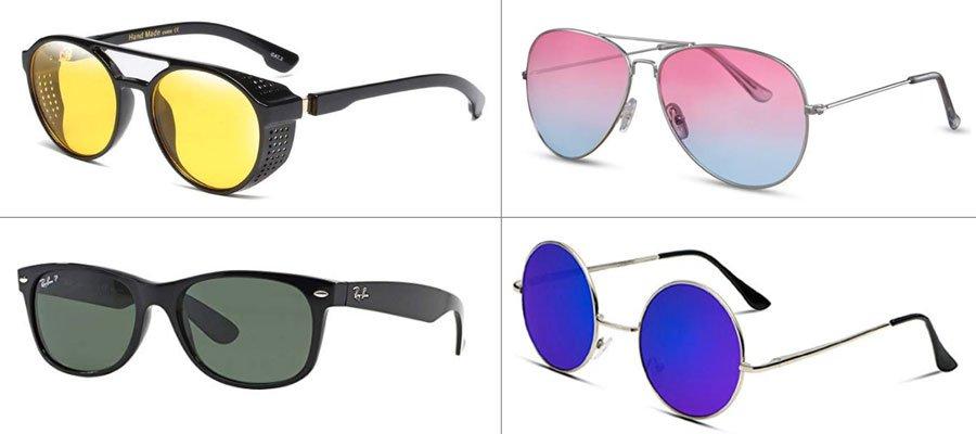 a982a84fc6 ▷¿Sabes cómo elegir el color de las lentes de unas gafas de sol?