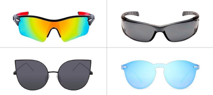 31d463edd5 Gafas de Sol ® baratas para ☰ Hombre y Mujer ☰ de todos los estilos